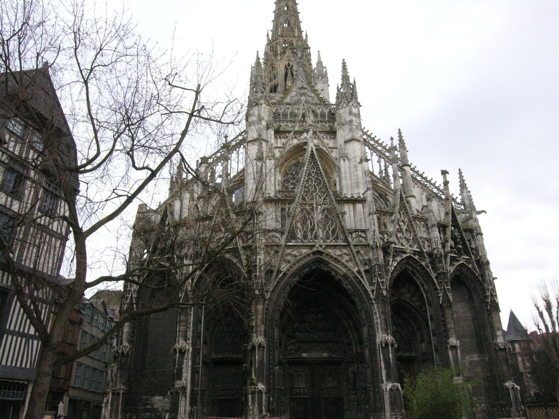 Eglise saint maclou - Balatum saint maclou ...